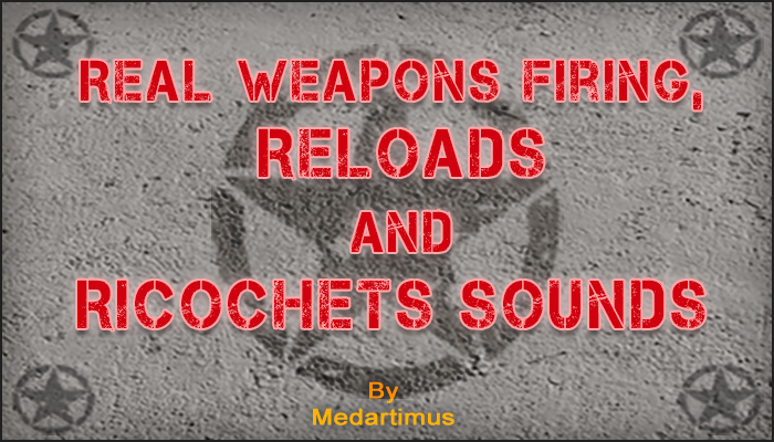 Real Weapons Sound FX Collection