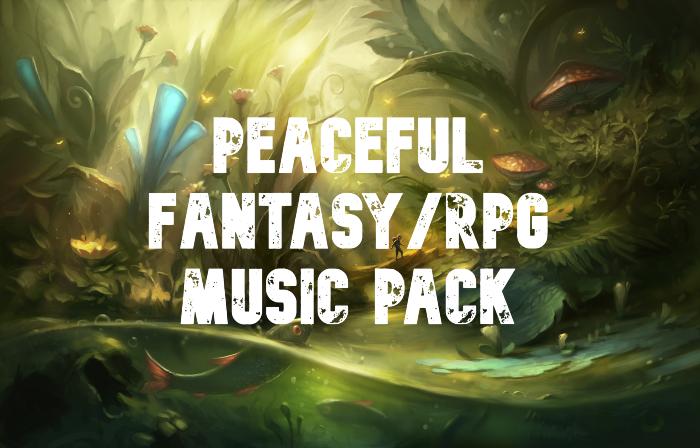 Peaceful Fantasy RPG Music Pack