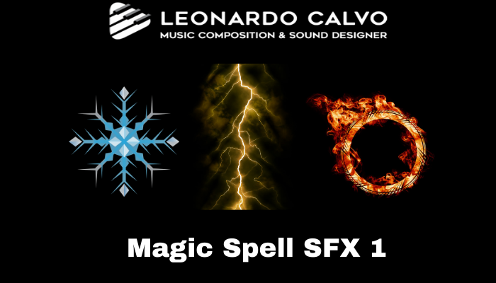 Magic Spell SFX Pack 1