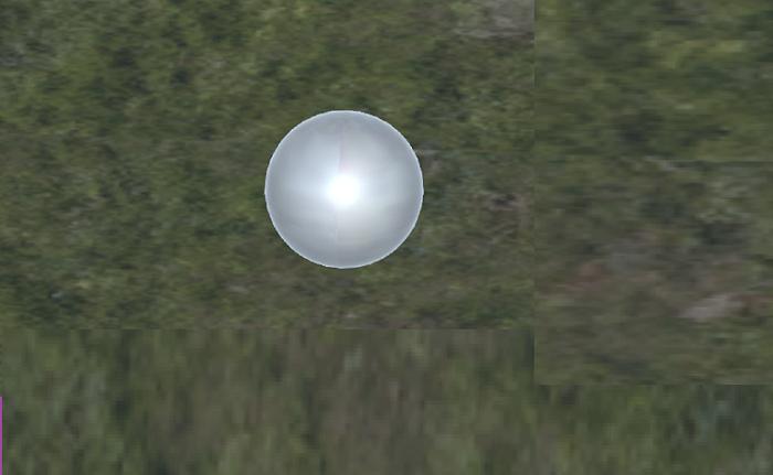 Generic 3d Spirit Orb w/ Animations