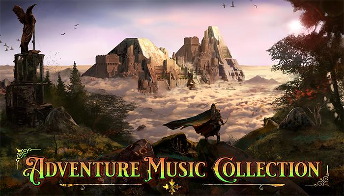 Adventure Music Mega Pack