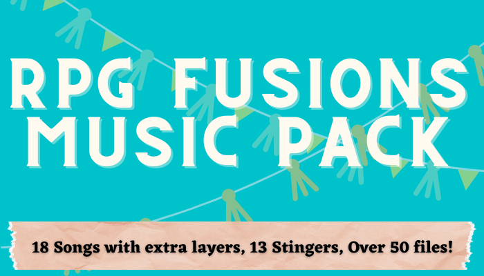 RPG Fusions Music Pack