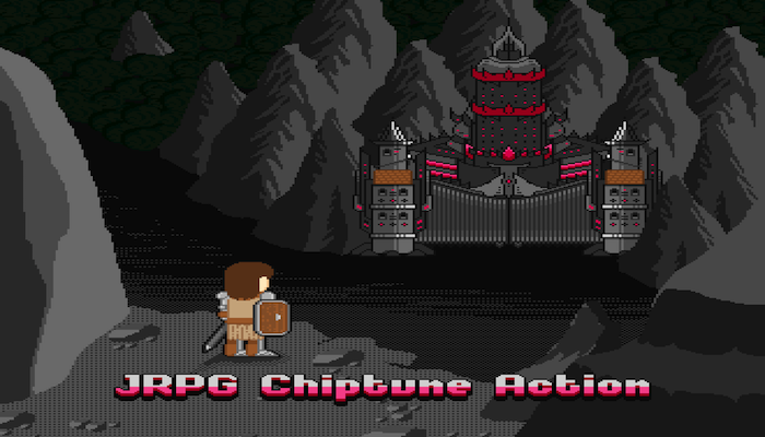 JRPG 8-Bit/Chiptune Action Music Pack