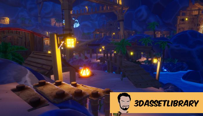 Fantasy Pirate Island Vol 1