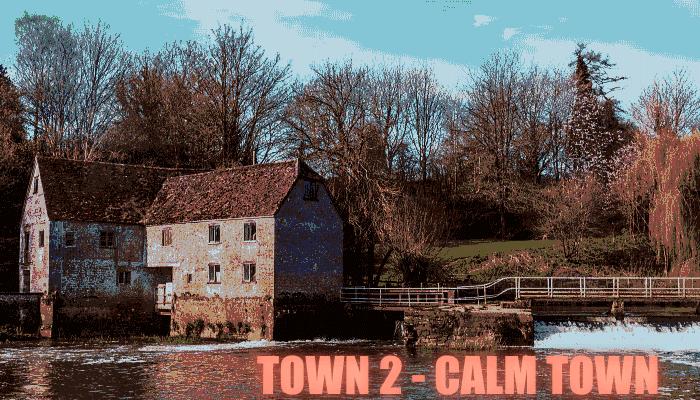 Town Theme – Calm