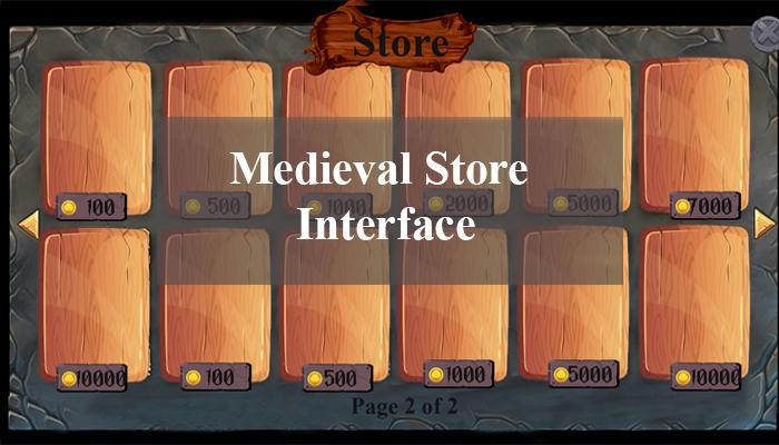 Medieval Store