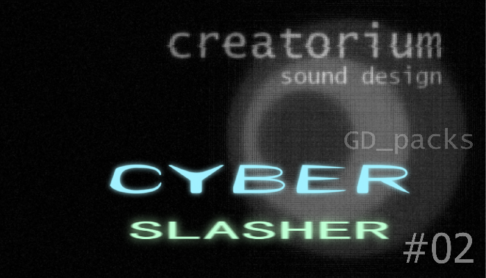 Creatorium GD packs – Cyber Slasher 02