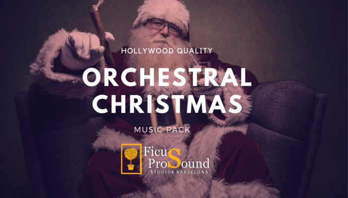 Orchestral Christmas Music Pack