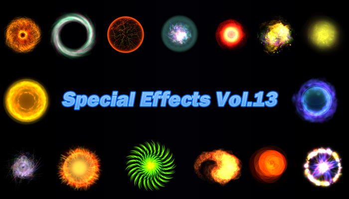 Special Effects Vol.13