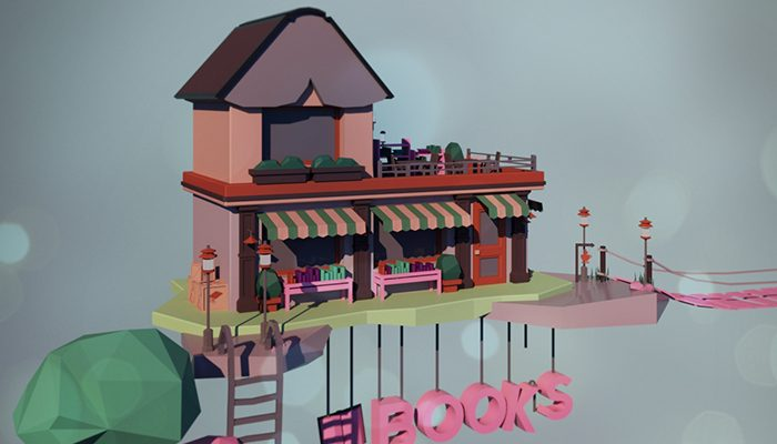 Low Poly Book