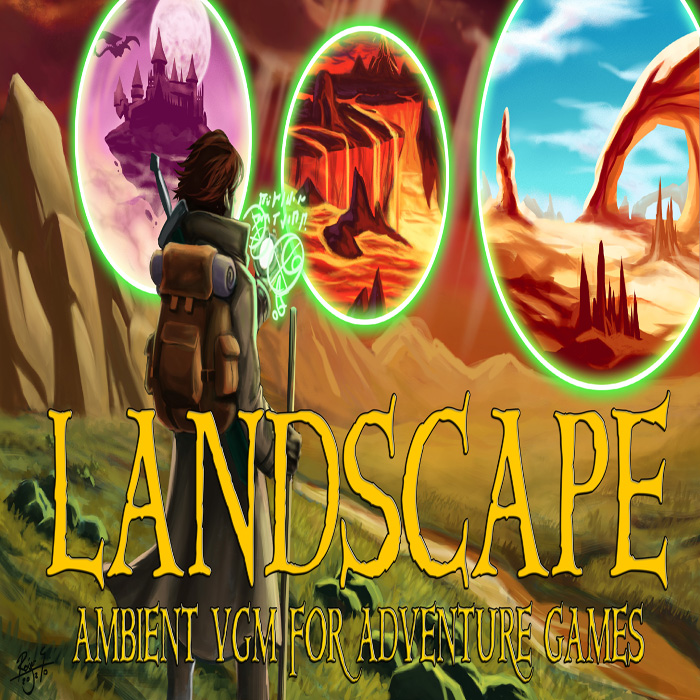 Landscape: Ambient VGM for Adventure Games