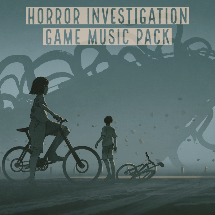 Horror Investigation Game Music Pack