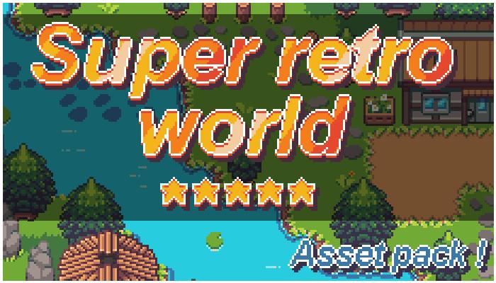 RPG Exterior Game Asset