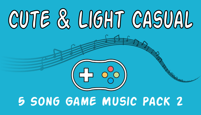 Cute & Light Casual Music Pack 2