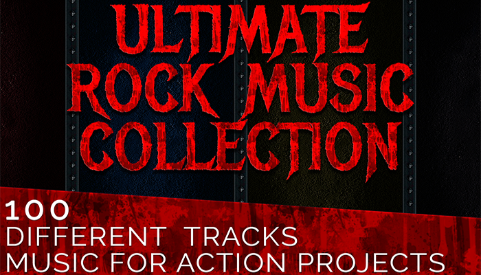Ultimate Rock Music Collection