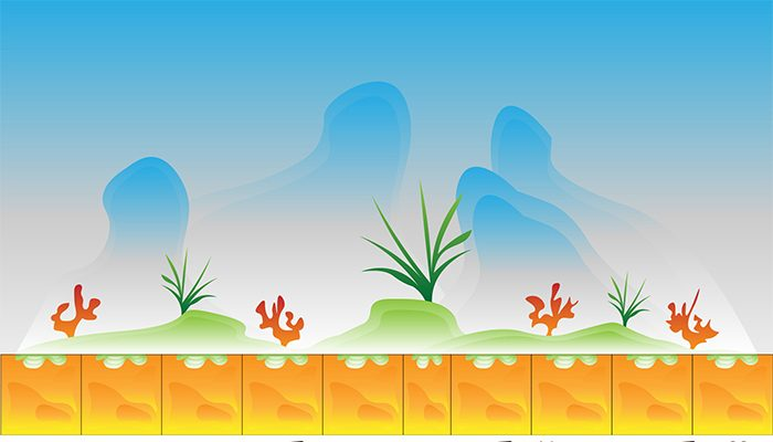 Game Assets – Game Background – Corals