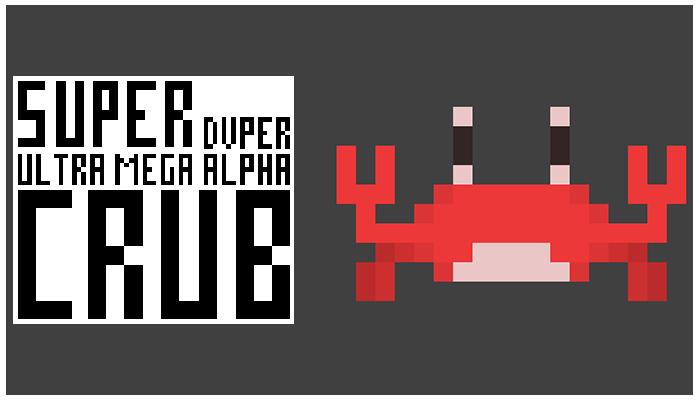 SUPER duper ultra mega alpha CRAB