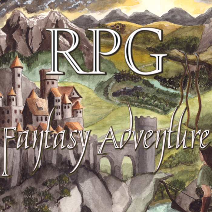 RPG Fantasy Adventure Music Pack
