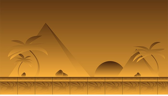 Game Assets – Game Background – Egypt