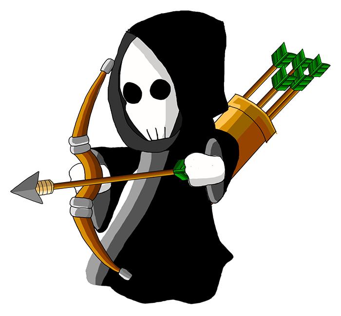 Ghost archer
