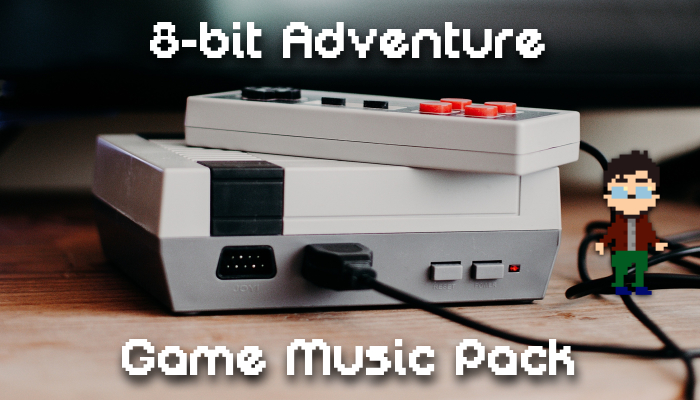 8-bit Adventure Game Music Pack