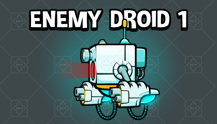 Enemy droid