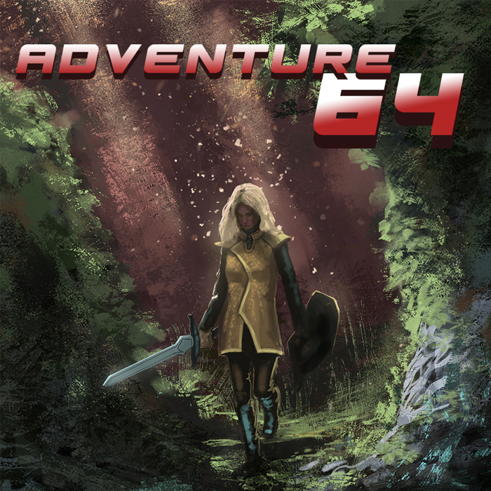 Adventure 64 – retro adventure music pack