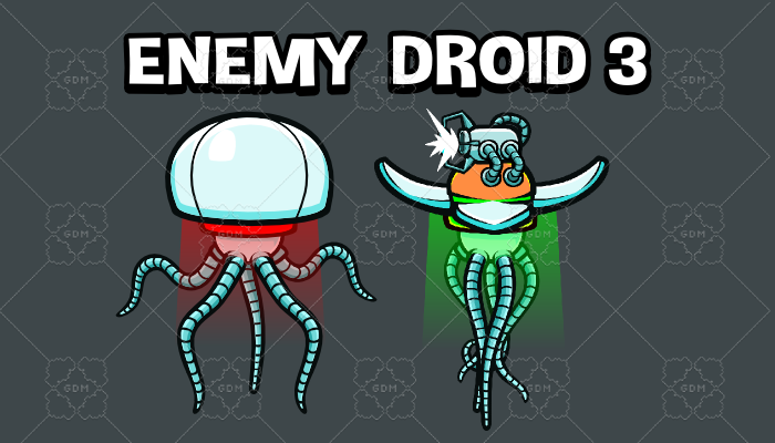 Enemy droid 3
