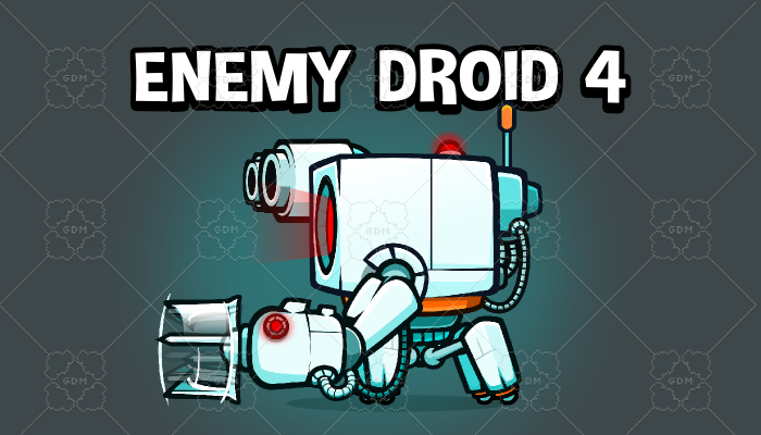 Enemy droid 4