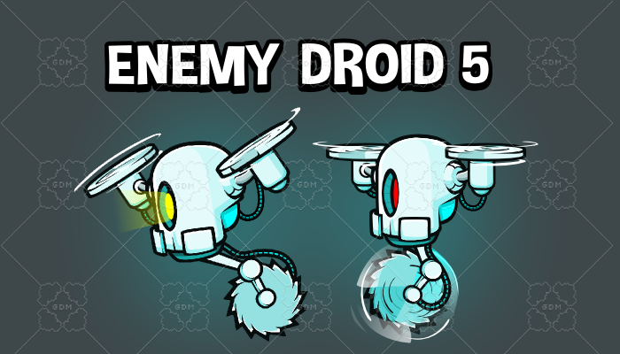 Enemy droid 5