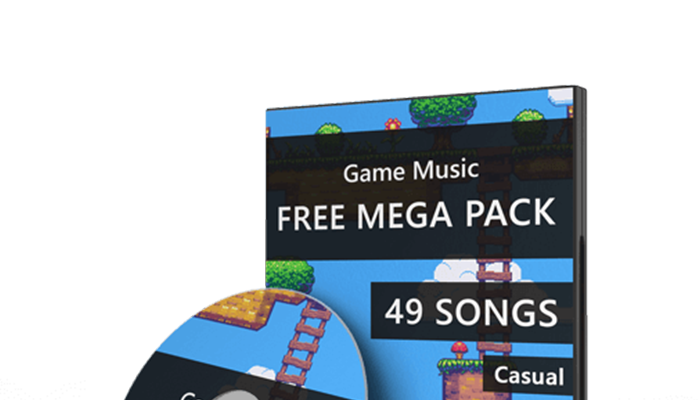 Free Game Music Megapack