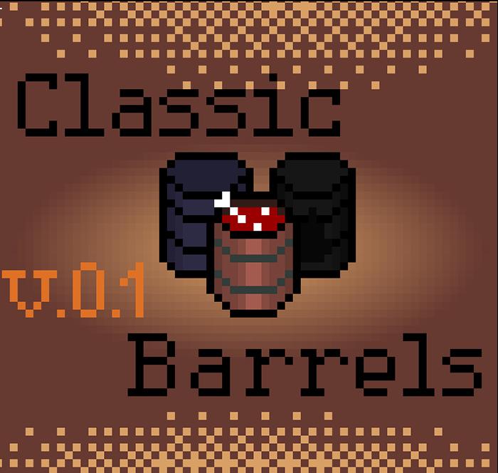 Barrels 16×16 v. 0.1