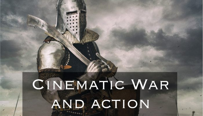 Cinematic War and Action – Music Pack