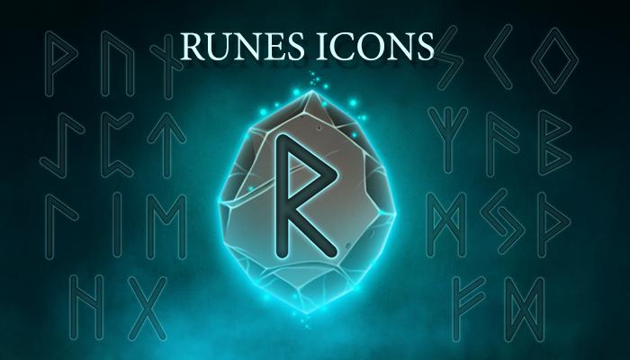 Runes icons