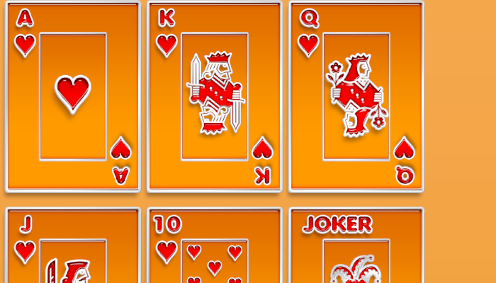 Poker Cards 5
