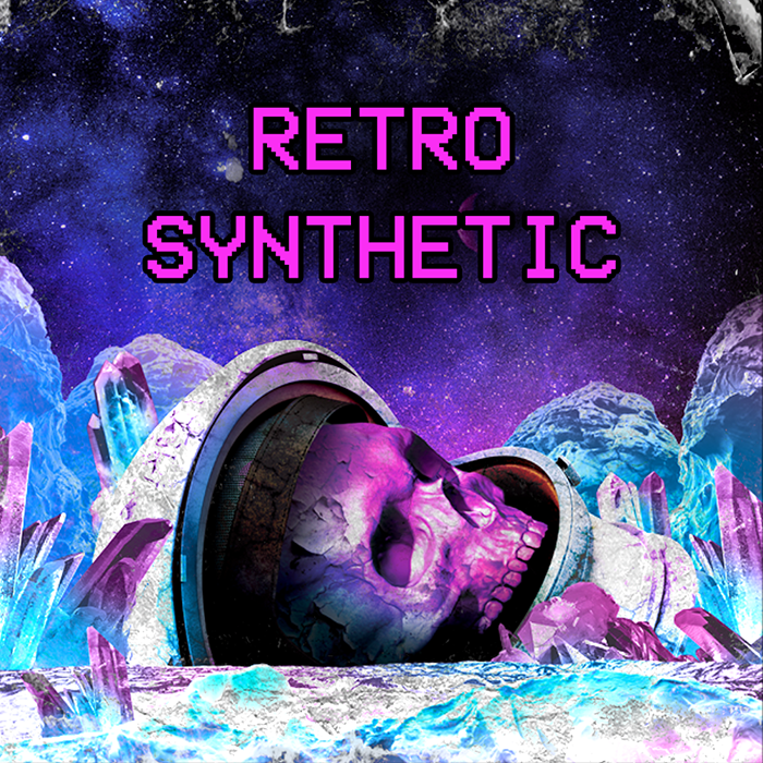 RETRO SYNTHETIC: High Energy Synthwave / Electronic Rock Music Pack