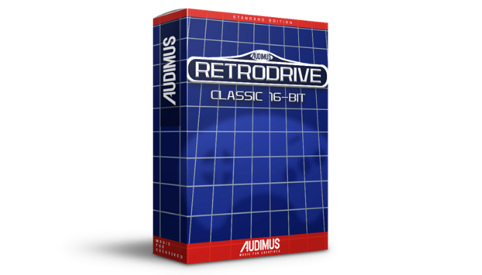 RETRODRIVE – Classic 16-bit