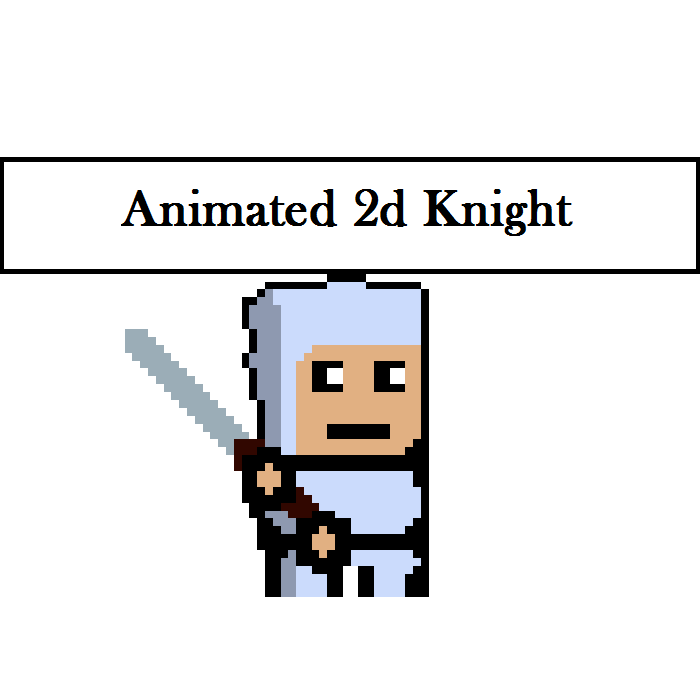 Animated 2d Knight