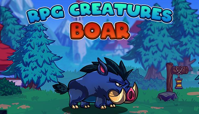 RPG Boar