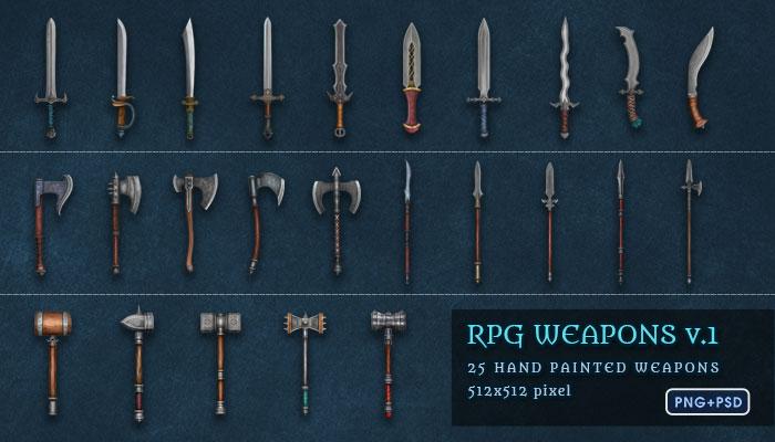 RPG Weapons v.1