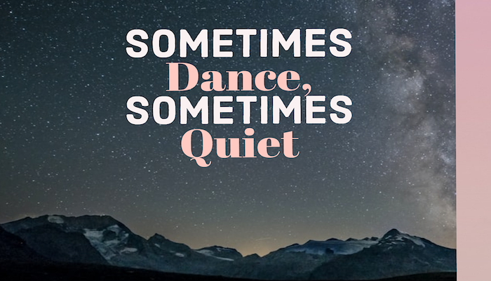 Sometimes dance, sometimes quiet (Ambient Music Pack)
