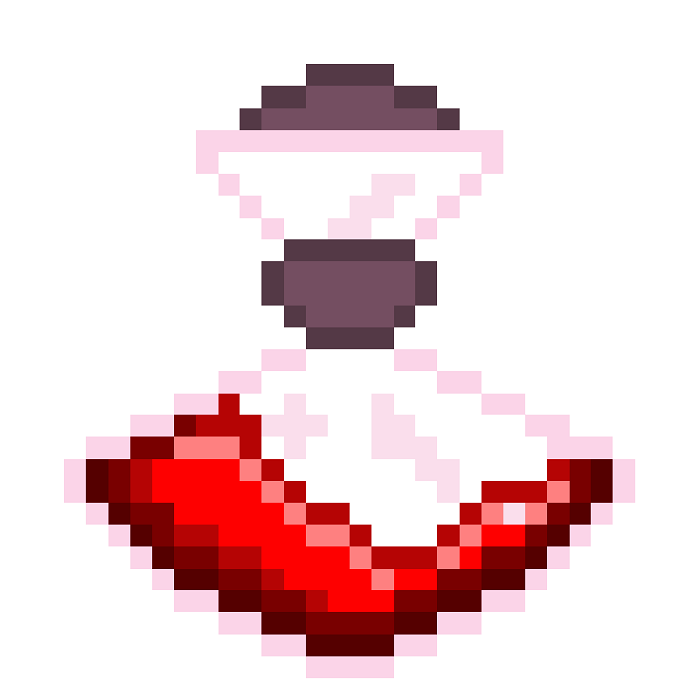 Animated RPG potions