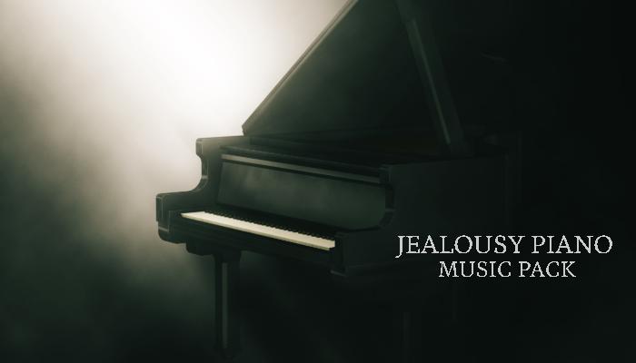 Dark Piano Music Pack – Jealousy