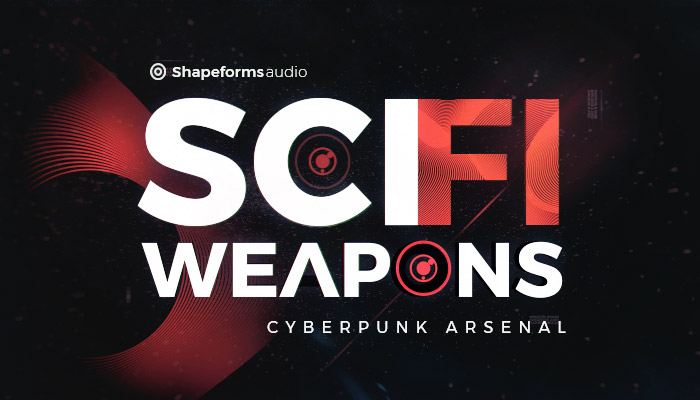 Sci-Fi Weapons Cyberpunk Arsenal