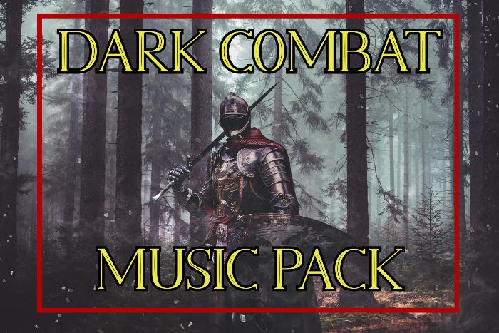 Dark Combat Music Pack
