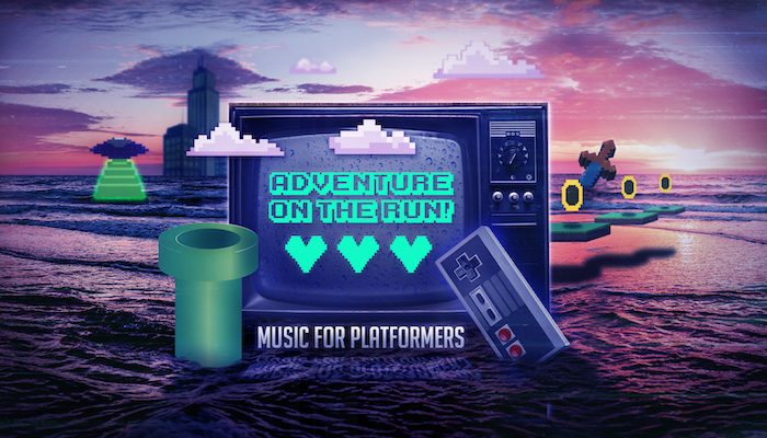 Platformer Music Pack – Adventure On the Run!
