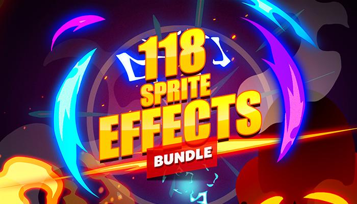 118 sprite effects bundle