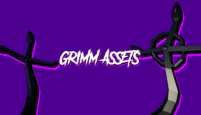 Grimm Assets Ultimate Bundle (50+ Low-poly models)