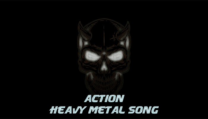 Action Heavy Metal Song