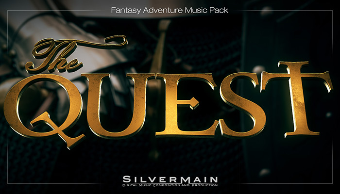 The Quest – Fantasy Adventure Music Pack